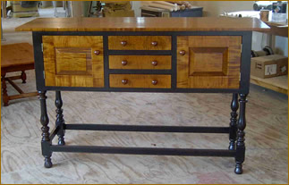 Handcrafted Side Board